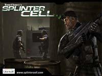 Náhled wallpaperu ke hře Splinter Cell