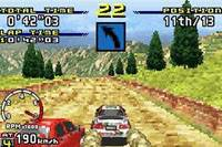 Sega Rally Advance
