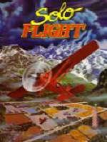 Krabice hry Solo Flight