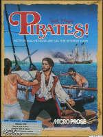 Krabice hry Pirates!