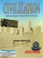 Krabice hry Civilization