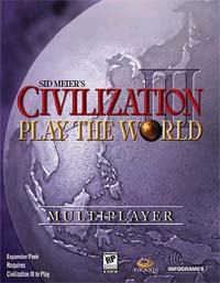 Krabice hry Civilization 3: Play the World