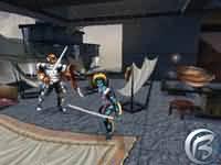 Summoner 2 - screenshoty