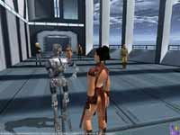 Star Wars: Knights of the Old Republic - screeny