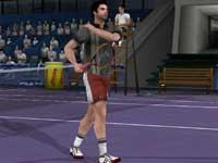 Tennis Master Series 2003 - screenshoty