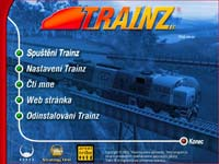 Trainz - screenshoty