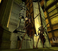 Tomb   Raider: The Angel of Darkness - screenshoty