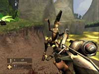 Turok Evolution - screenshoty