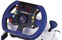 Official WilliamsF1 Team Racing Wheel