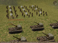Frontline Attack: War over Europe - screenshoty