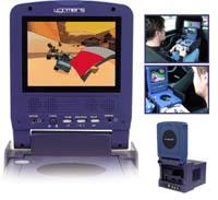 SPC601 LCD monitor