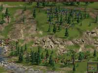 American Conquest - screenshoty