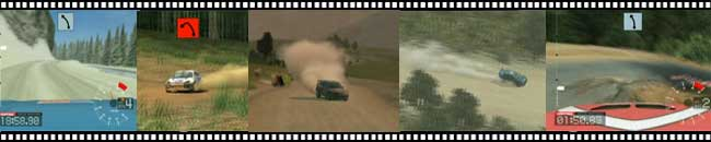 Colin McRae Rally 3 - video