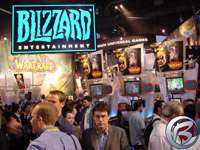 Blizzardi se přijeli ukázat s Warcraft III a World of Warcraft