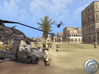 Delta Force: Black Hawk Dow
