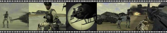 Delta Force: Black Hawk Down - trailer