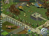 Zoo Tycoon: Dinosaur Digs - screenshoty