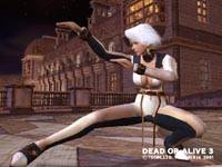Dead or Alive 3 - screenshoty
