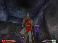 Dragon's Lair 3D - screeny