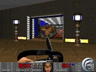 Doom - ukažme si prstem!