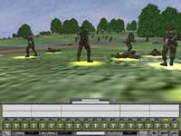 GI Combat - screenshoty