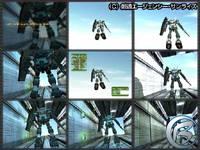 Gundam Online - screenshoty
