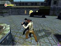 Indiana Jones and the Emperor's Tomb - screenhoty