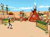 Lucky Luke: La Fievre De L'Ouest - demo