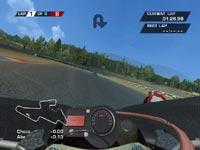 Moto GP - screenshoty