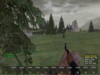 Operation Flashpoint: Resistance - screenshoty