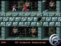 Prince of Persia pro Mega Drive