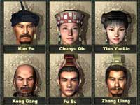 Prince of Qin - screenshoty