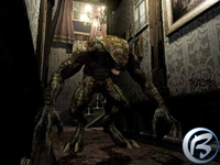 Resident Evil - screenshoty