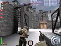 Return to Castle Wolfenstein - mapa ICE z patche v1.3