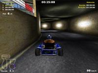 Michael Schumacher World Kart Racing - screeny