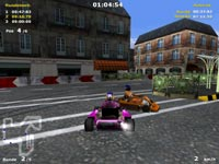Michael Schumacher World Kart Racing