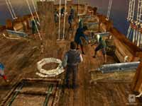 Sea Dogs II - screenshoty