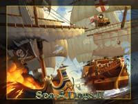 Sea Dogs II - wallpapery