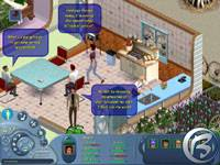 The Sims Online - screeny