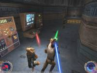Star Wars Jedi Outcast: Jedi Knight II - screenshoty