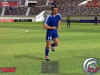 Zidane Football Generation - screenshoty