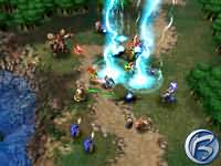 Warcraft III - screenshoty