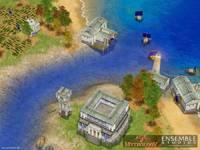 Age of Mythology - obrázek Řecký přístav