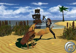 Pirates – Legend of Black Kat