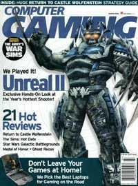 Computer Gaming World, březen 2002