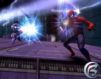 Spiderman: The Movie Game