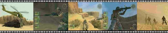 Conflict: Desert Storm - trailer