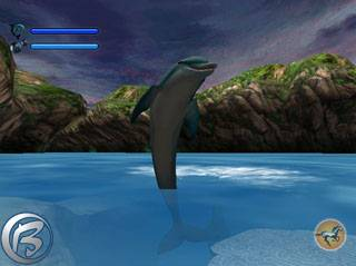 Ecco the Dolphine: Defender of the Future