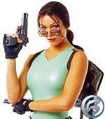 Lara Croft ve svém stylovém oblečku
