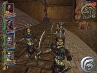 Might & Magic IX - screenshoty